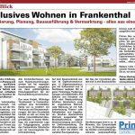 Exklusives Wohnen in Frankenthal